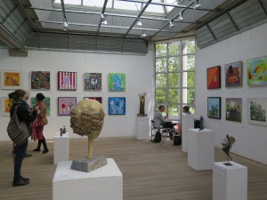 Ladies im Fenster Museum