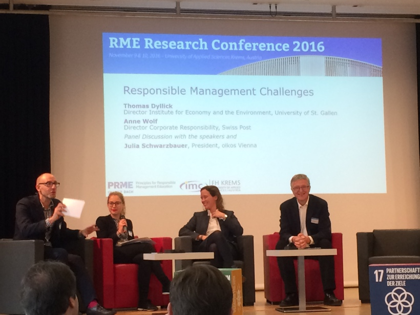 RME Research Conference Panel